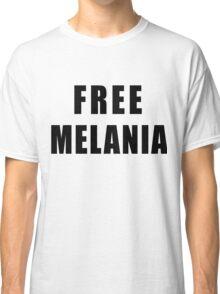 FREE MELANIA Classic T-Shirt