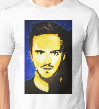 Jesse Pinkman art Unisex T-Shirt