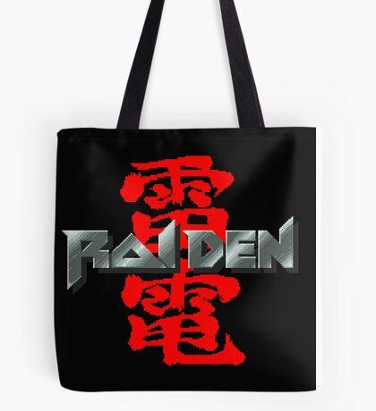 Raiden (Jaguar Title Screen) Tote Bag