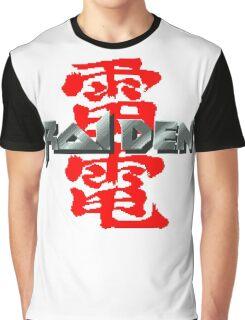 Raiden (Jaguar Title Screen) Graphic T-Shirt