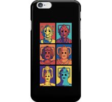 Cyberpop Evolution iPhone Case/Skin