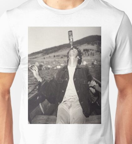 River Phoenix By Michael Stipe Unisex T-Shirt
