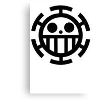 Pirate Smile Canvas Print