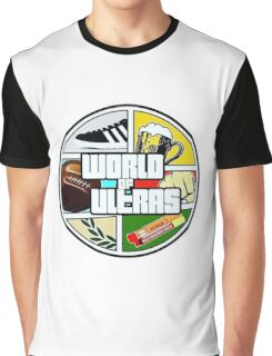 World Culture Ultra Graphic T-Shirt