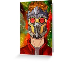 Star-Lord Greeting Card