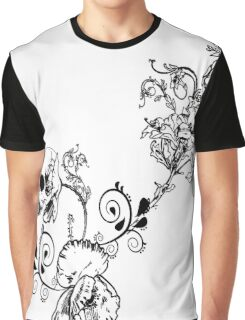 Tattoo Style Graphic T-Shirt