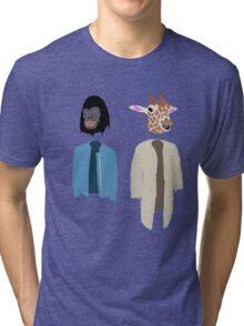 Dirk Gently Vector Tri-blend T-Shirt