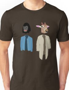 Dirk Gently Vector Unisex T-Shirt