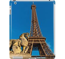 Tour Eiffel iPad Case/Skin