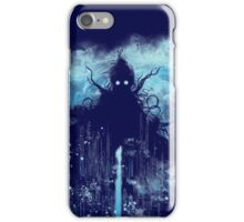 Cthulu class 5 vs little hero iPhone Case/Skin