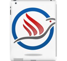 bird-eagle-travel-logo iPad Case/Skin