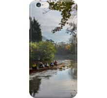 Wey rowers iPhone Case/Skin