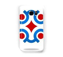 circle-connection-abstract-logo Samsung Galaxy Case/Skin