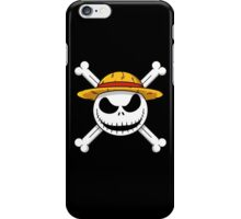 The Nightmare Before Piracy iPhone Case/Skin