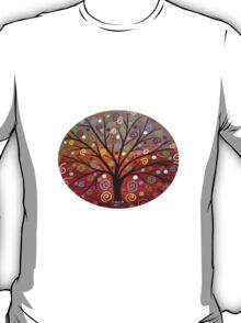 Abstract tree-10 T-Shirt
