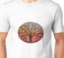 Abstract tree-10 Unisex T-Shirt