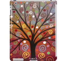 Abstract tree-10 iPad Case/Skin