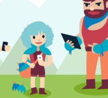 PlayRally - Day Team Sticker