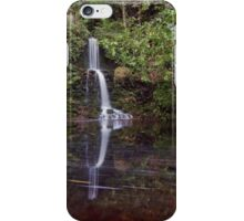 Waterfall, Friday Street iPhone Case/Skin