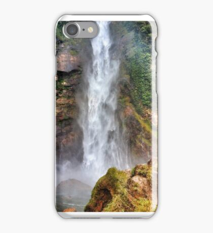 Waterfall Madness iPhone Case/Skin