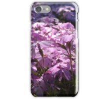 Flowers in Light and Dark iPhone Case/Skin