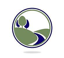 circle-landscape-farm-resort-logo by mydigitall
