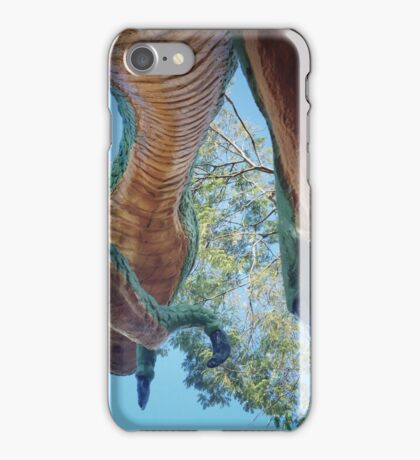 Artsy Dino iPhone Case/Skin