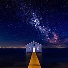 The Boatshed and the Galaxy by Rachael Talibart