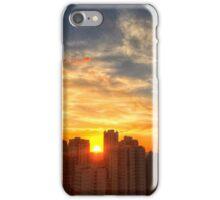 Van Gogh's Sunset iPhone Case/Skin
