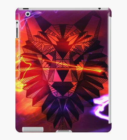 Project Wolf Poster Art iPad Case/Skin