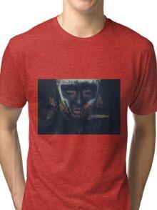 Faux Tri-blend T-Shirt