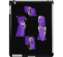 Depeche Mode : Paint of Song Of Faith and Devotion cover - Only Faces iPad Case/Skin