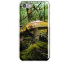 Amanita Wild Mushrooms iPhone Case/Skin