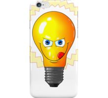 bright idea iPhone Case/Skin