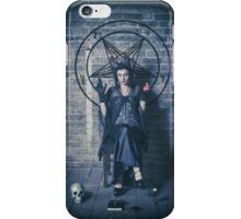 Satanic Rites iPhone Case/Skin
