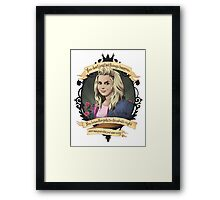 Rose - Doctor Who Framed Print