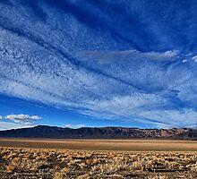 nevada sky near mina by DonActon
