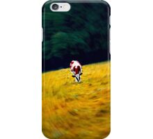 out of control iPhone Case/Skin