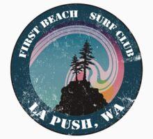 First Beach Surf Club Kids Clothes