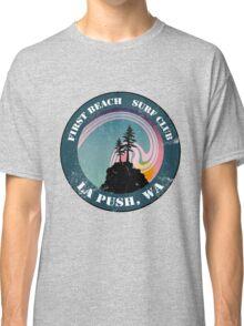 First Beach Surf Club Classic T-Shirt