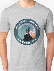 First Beach Surf Club Unisex T-Shirt