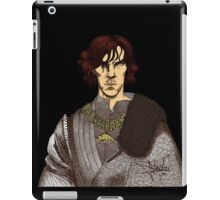 The Hollow Crown - Shakespeare's Richard III (colour) iPad Case/Skin
