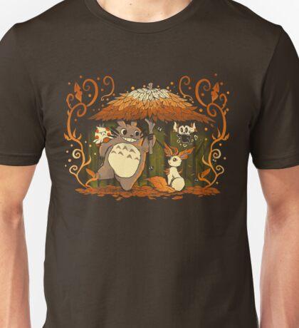 Autumn Forest Friends Unisex T-Shirt