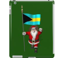 Santa Claus Visiting The Bahamas iPad Case/Skin