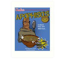 Teal'c Apophisos  Art Print