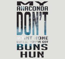 MY ANACONDA DON'T by Geministik