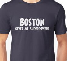 Boston Superpowers T-shirt Unisex T-Shirt