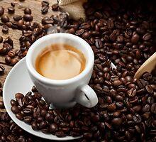 Espresso by Antonio Gravante