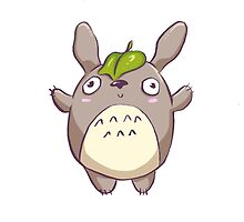 Totoro by columnnotes