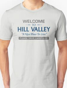 Welcome To Hill Valley T-Shirt